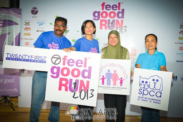 NTV7 Feel Good Run 2013 - Do Good Feel Good