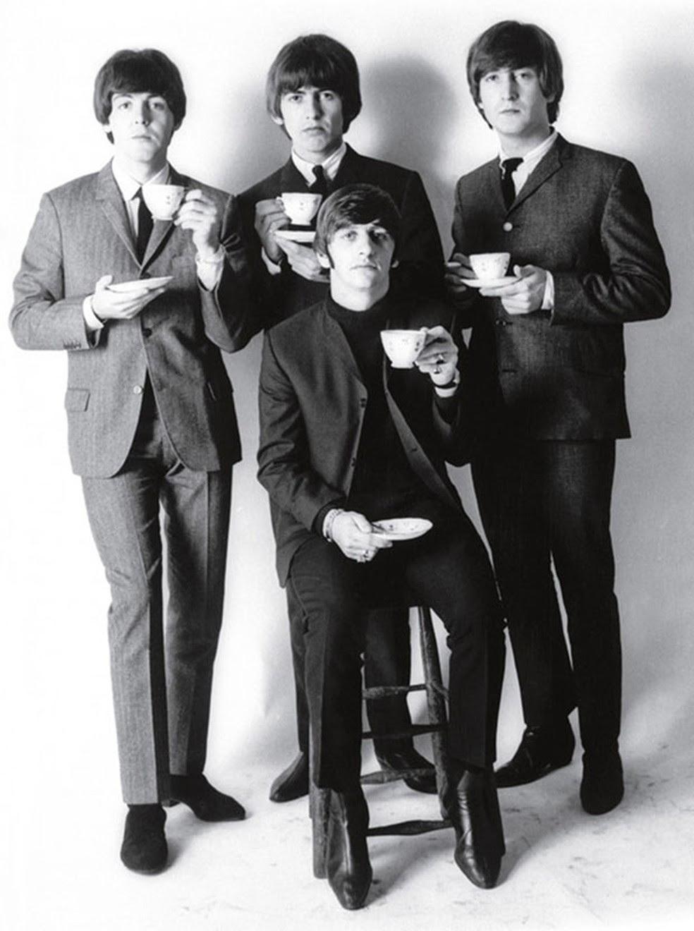 Allan Williams foi o primeiro empresário dos Beatles (Foto: Robert Whitaker)