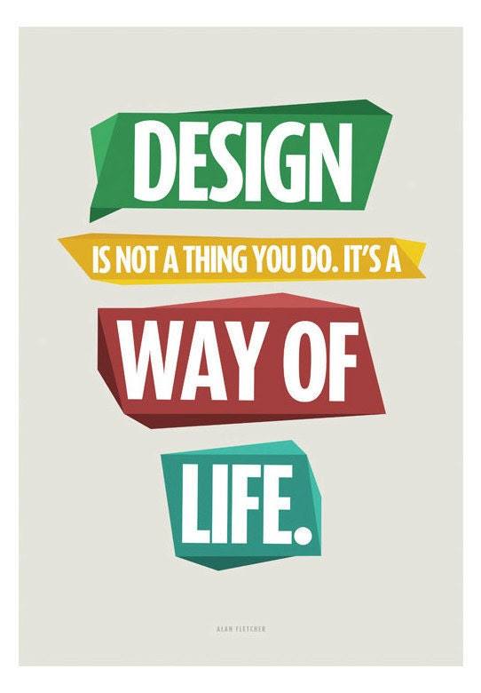 20 Graphic Design Posters And Quotes About Design - Learn ...