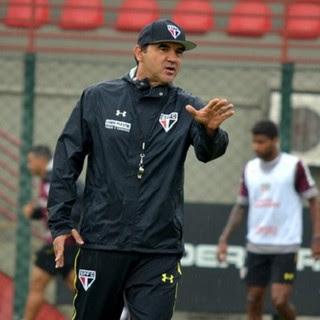 Ricardo Gomes São Paulo (Foto: Érico Leonan / saopaulofc.net)