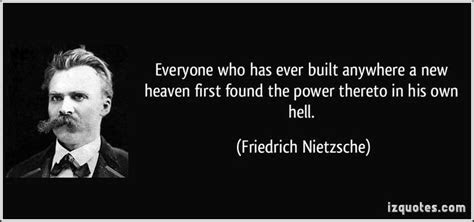 Nietzsche Will Of Power Quotes