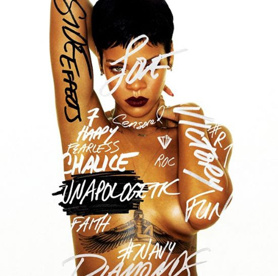 Unapologetic (Album Cover), Rihanna