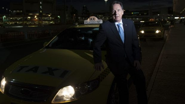 Victorian Taxi Services commissioner Graeme Samuel says Uber must comply with the law.