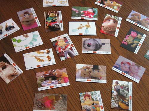 New Moo business cards