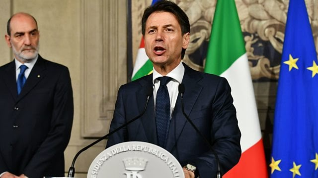 Italy, To Reopens And To Ease Covid19 Lockdown Starting May 4,