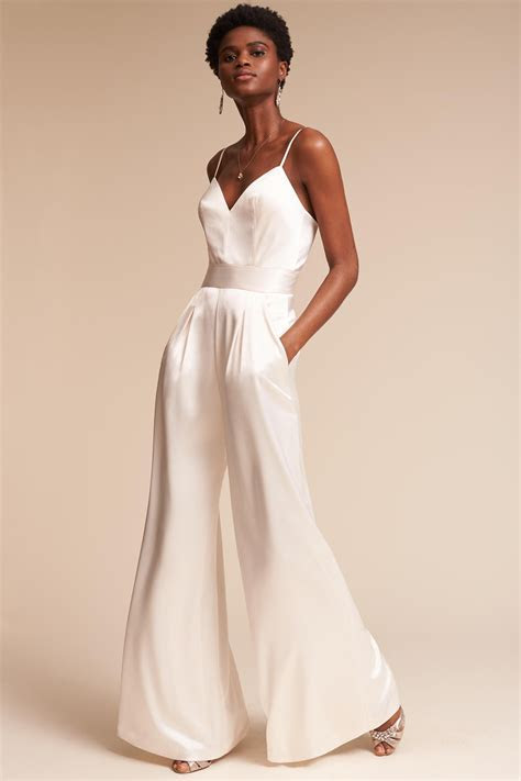Knightley Jumpsuit   Modern styled shoot   Wedding pants