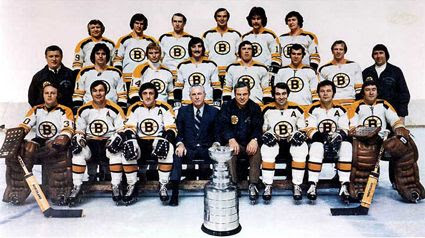 1971-72 Boston Bruins