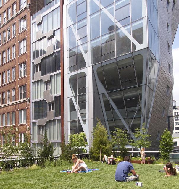 High Line Walking Tour on Saturday