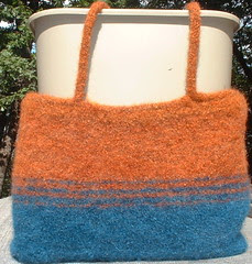 felt bag dry