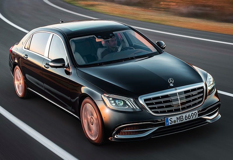 2018 Mercedes-Maybach S 650 - specifications, photo, price ...
