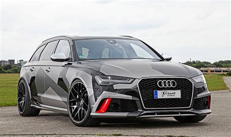 Schmidt Revolution Audi RS6 Has 680 PS