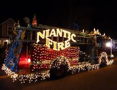 Niantic Light Parade