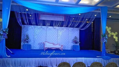 Wedding Stage Decoration: The Top 5 Ideas For Your