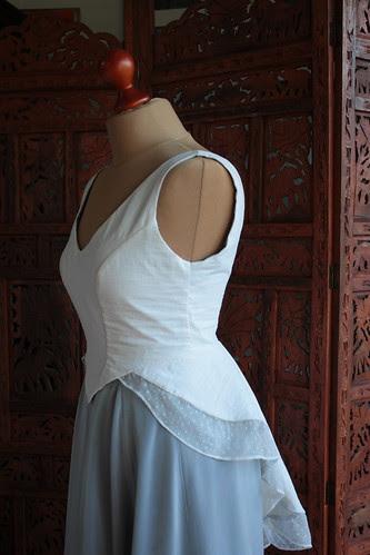Kiki, ensemble jupe + corsage