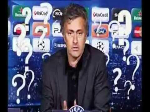 Canción de Mourinho - ¿Por qué?  Balada de Mou