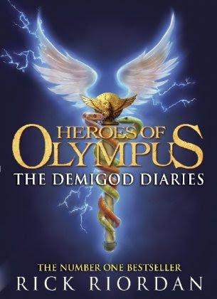 Resultado de imagen de The Demigod Diaries