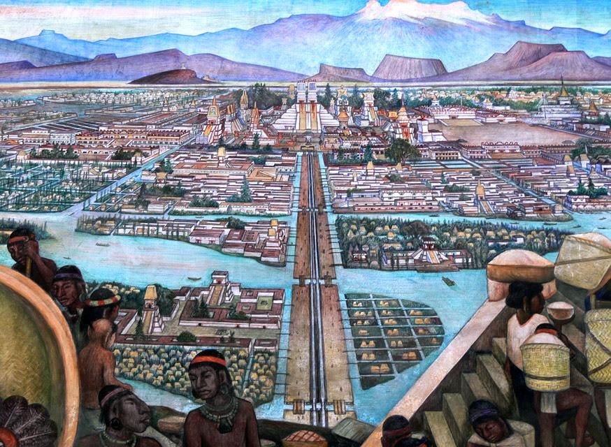 http://blogs.ua.es/aztecasml/files/2012/01/Tenochtitlan-Le-Marche-de-Tlatelolco-01.jpg