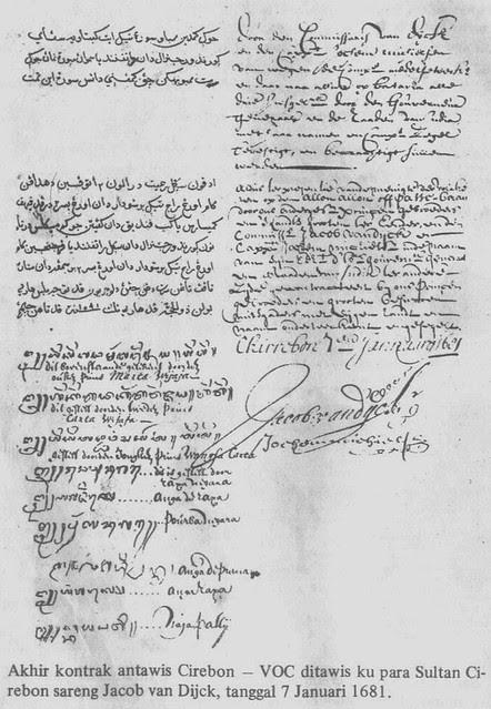 Kontrak Cirebon - VOC