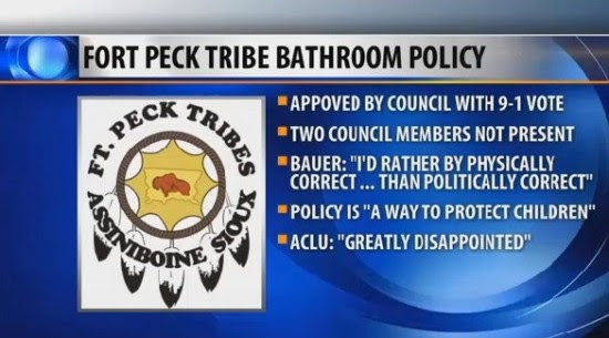 Fort Peck Policy