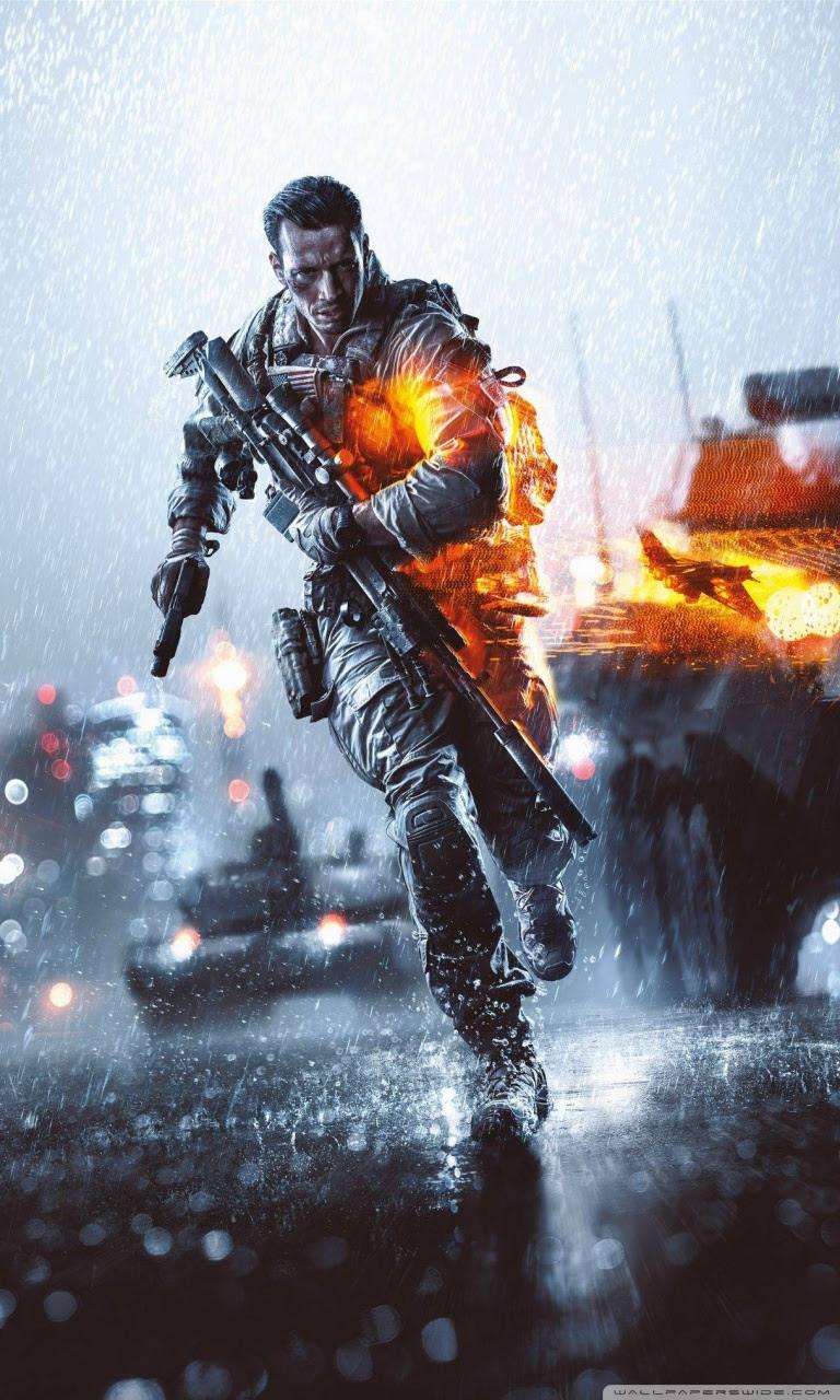 Battlefield 4 Game Ultra Hd Desktop Background Wallpaper For 4k