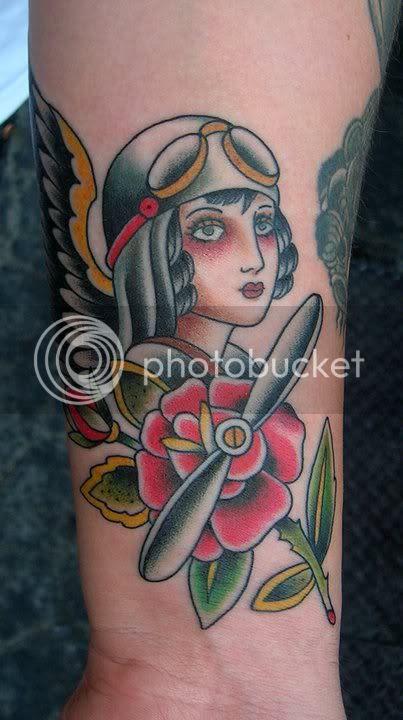 paul anthony dobleman tattoo