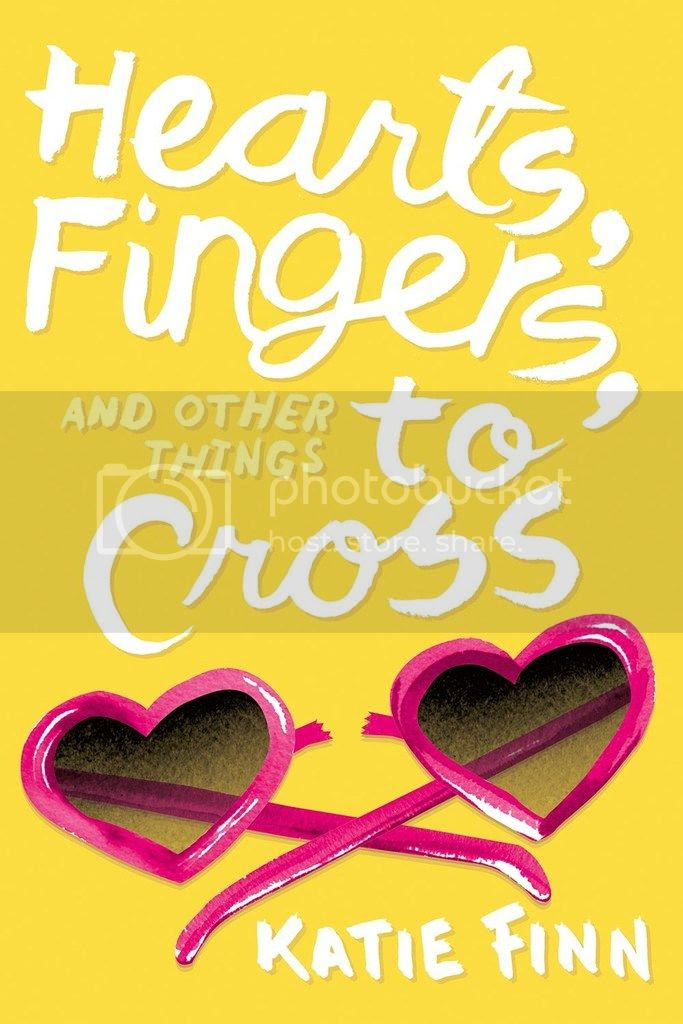 https://www.goodreads.com/book/show/25689049-hearts-fingers-and-other-things-to-cross