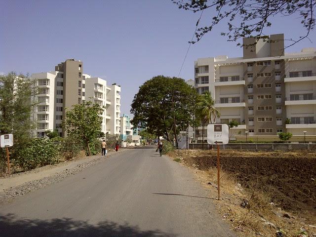Marvel Ritz on Tupe Patil Road, Sade-Satara-Nali (Sade-Satra-Nali) Gram Panchayat, Hadapsar, Pune 411028