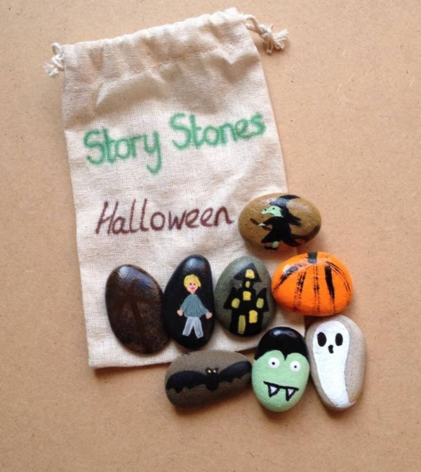 Handy Rock And Pebble Art Ideas For Many Uses1