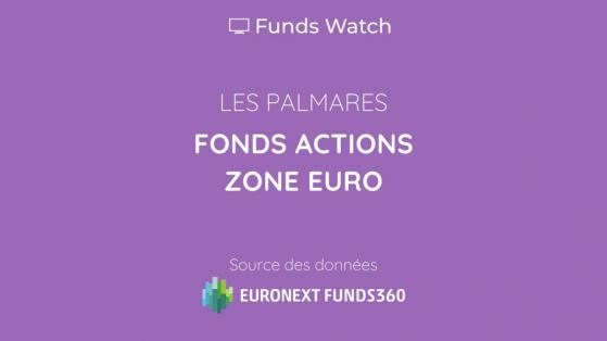 TOP 5 des fonds Actions Zone EURO