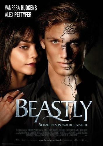 Znalezione obrazy dla zapytania beastly poster