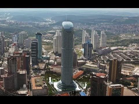 Türkiye'nin En Yüksek 5 Binası