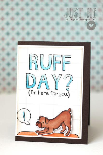 ruff day?