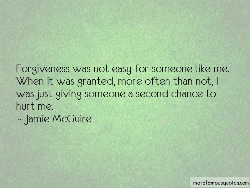 Quotes About Not Giving A Second Chance Top 3 Not Giving A Second