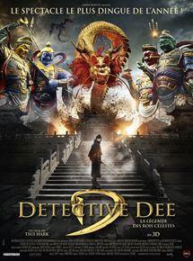 Bande-annonce Détective Dee : La légende des Rois Célestes