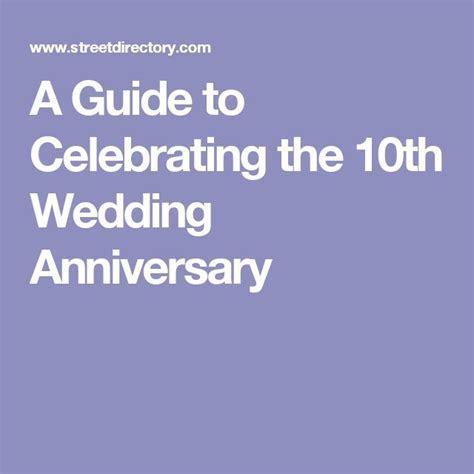 Best 25  Ten year anniversary ideas on Pinterest   10 year