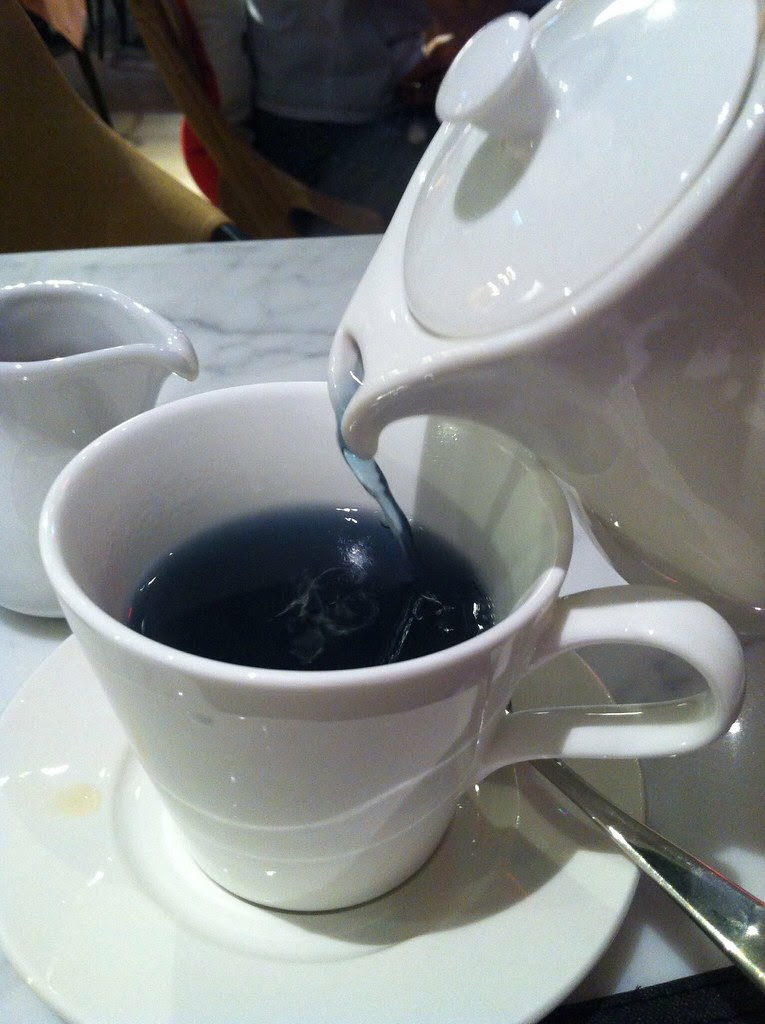 Butterfly pea and Stevia Tea