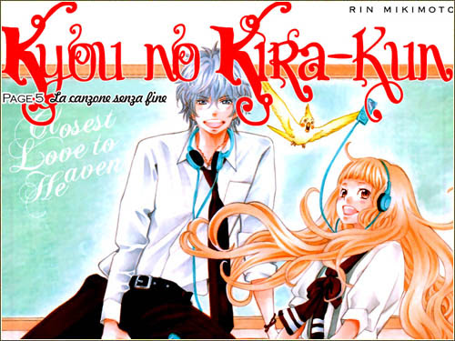 Kyou no Kira-kun