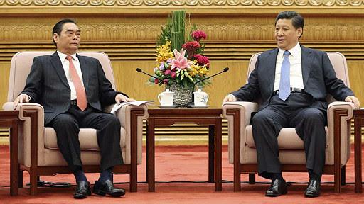 Ông Lê Hồng Anh thăm TQ