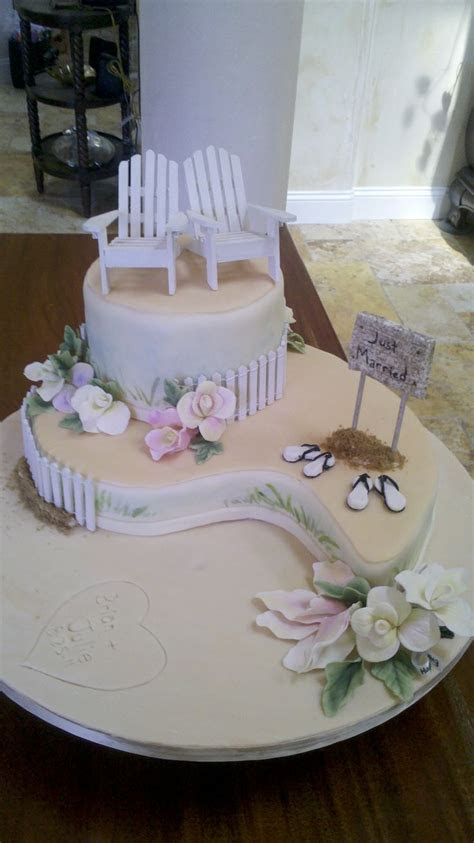 394 best images about CAKES BEACH on Pinterest   Starfish
