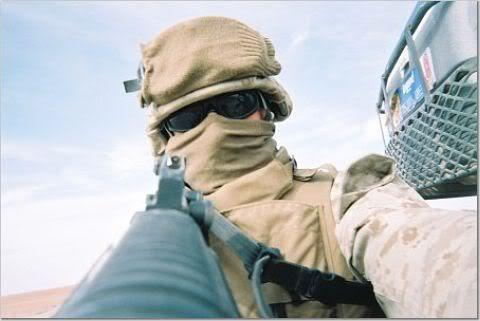 Jack in Iraq
