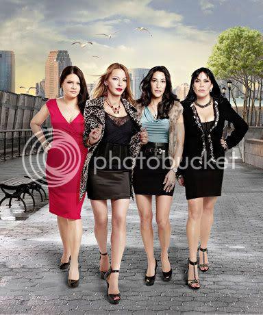 Mob Wives, Karen Gravano, Drita D'avanzo, Carla Facciolo, and Renee Graziano