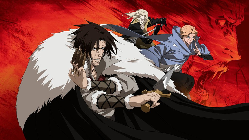 Netflix's Castlevania series renewed for season 2 screenshot