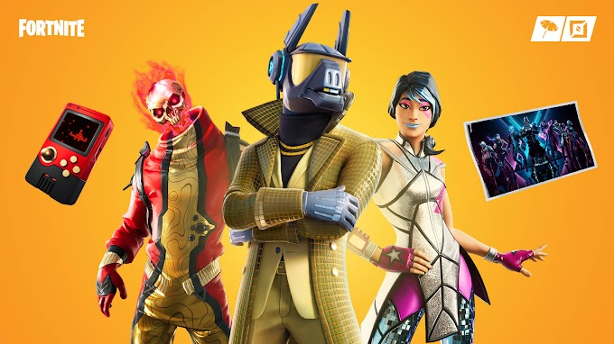 Fortnite v10.40.1 Patch notes | Out of Time challenges, The End