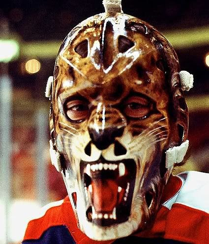 Gilles Gratton mask