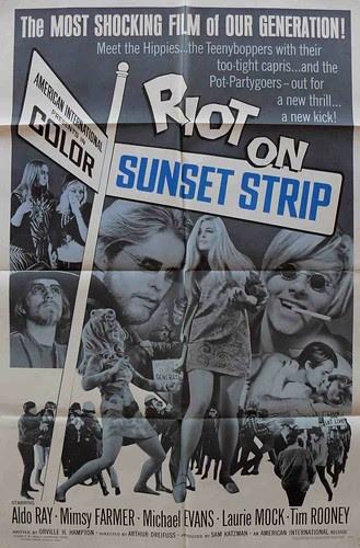 riot sunset strip o