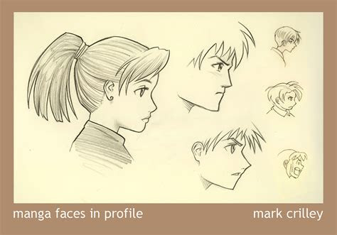 manga tutorial base tutorial manga faces