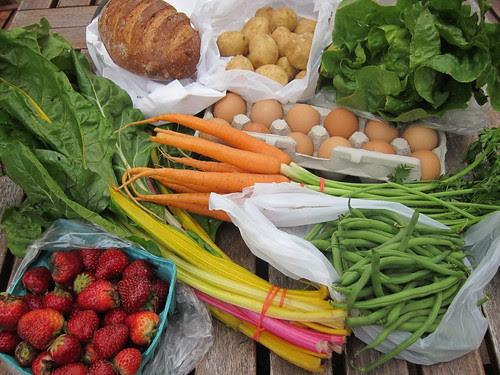 Farmers Market Finds 6/27