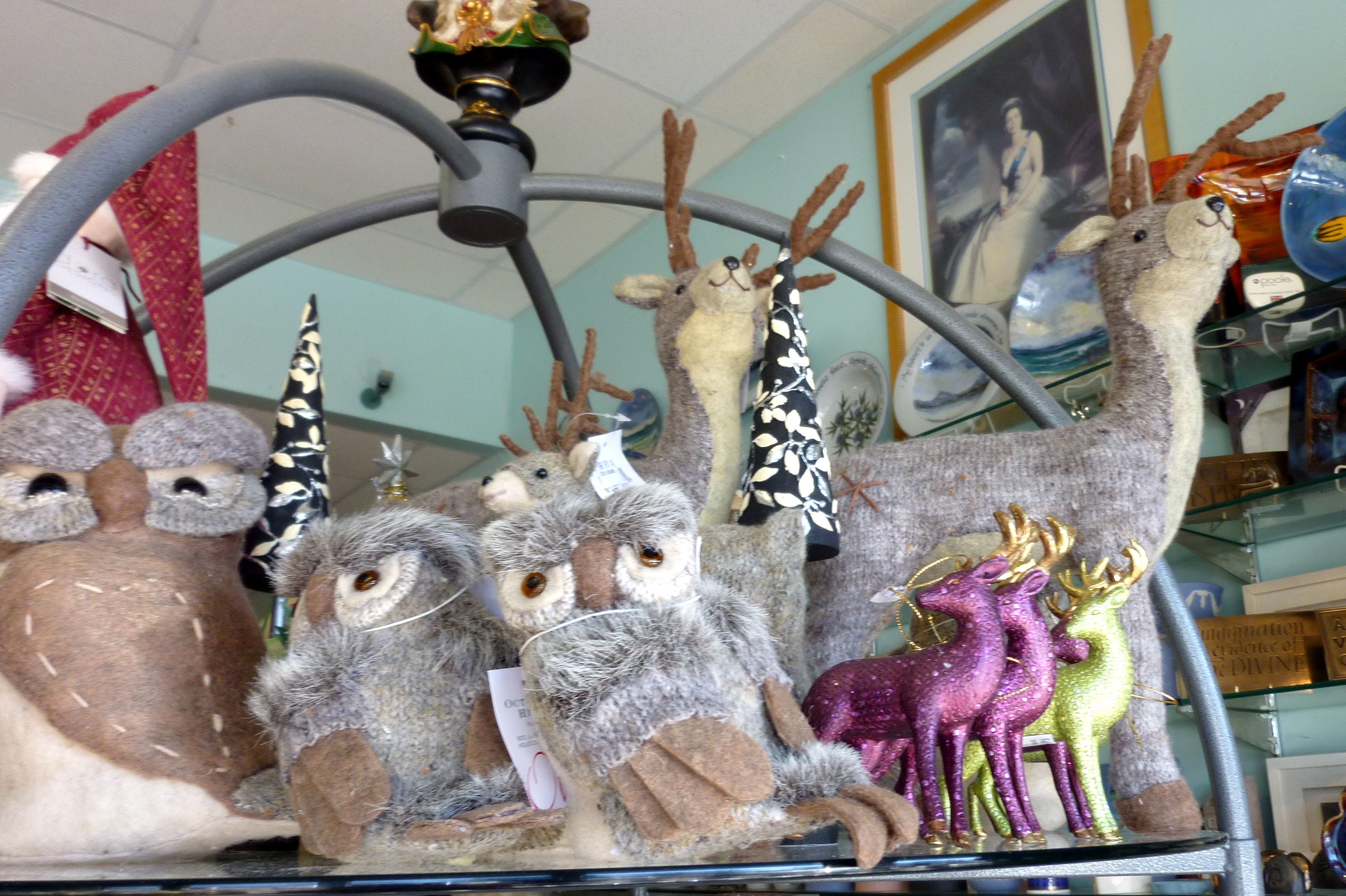Christmas Shopping/Beasties