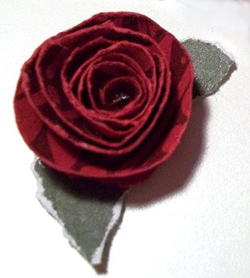 Things to make and do - Paper Roses