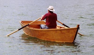 16' Fir plywood Rowboat kit $2,240